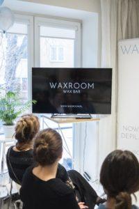 WAXROOM WAX BAR- najlepsza depilacja woskami Lycon.