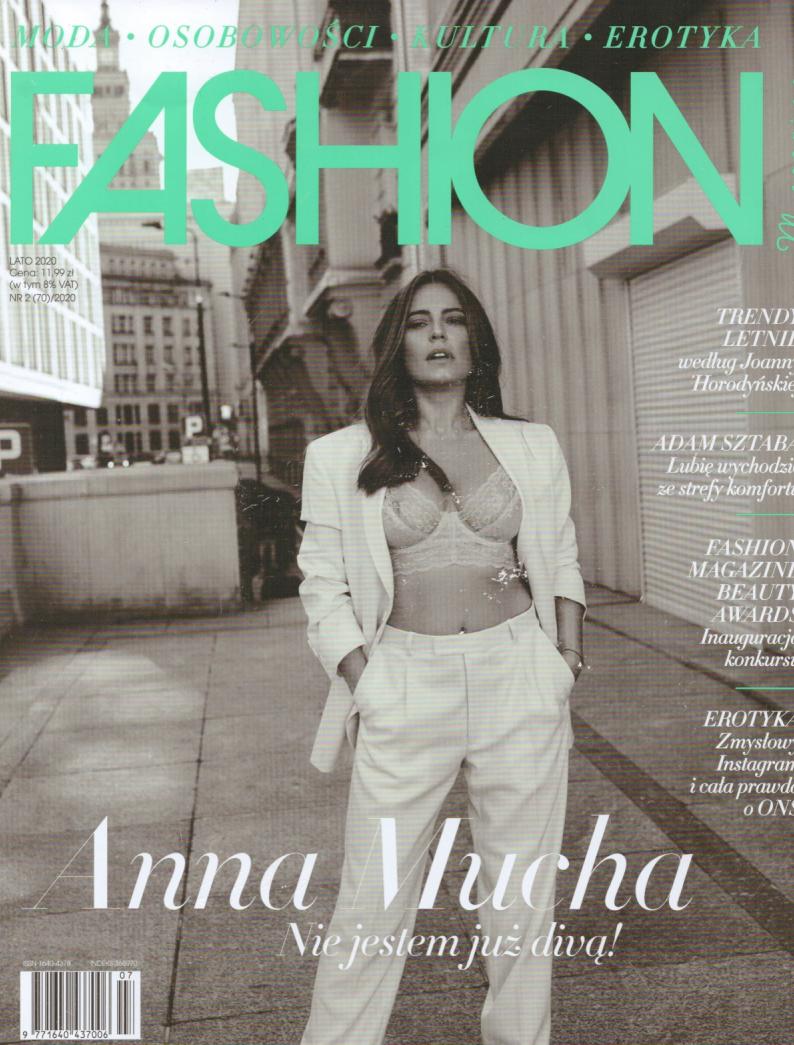 Fashion Magazine - okladka